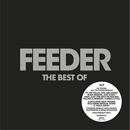 【輸入盤LPレコード】Feeder / Best Of (UK盤)【LP2017/10/6発売】(フィーダー)