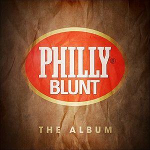 【輸入盤LPレコード】VA / Philly Blunt: The Album (カナダ盤)