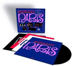 【送料無料】VA / Motortown Revue In Paris: Super Deluxe Edition【輸入盤LPレコード】【LP2016/2/19発売】