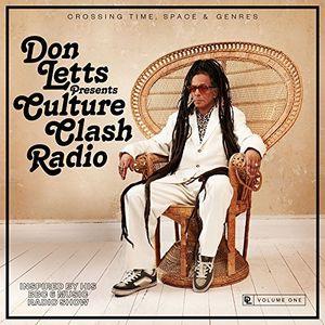 ただ今クーポン発行中です 安全 輸入盤LPレコード VA 大幅値下げランキング Don Letts Presents Radio Culture 6 Clash LP2017 9発売