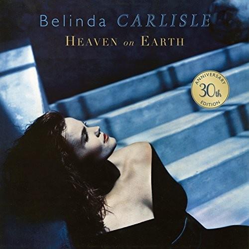 【送料無料】Belinda Carlisle / Heaven On Earth: 30th Anniversary Edition (w/CD)【輸入盤LPレコード】【LP2017/10/6発売】(ベリンダ・カーライル)