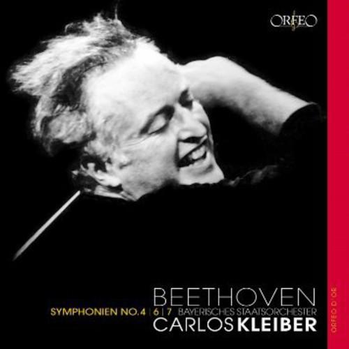 【輸入盤LPレコード】【送料無料】Beethoven/Kleiber/Bavarian State Orch / Syms 4 6 & 7