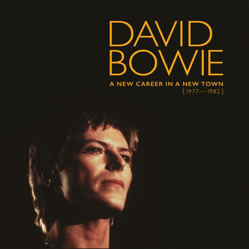 【輸入盤LPレコード】David Bowie / New Career In A New Town (1977-1982)【LP2017/9/29発売】(デヴィッド・ボウイ)
