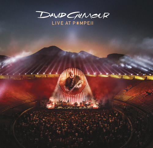 【輸入盤LPレコード】David Gilmour / Live At Pompeii (Gatefold LP Jacket) (Digital Download Card)【LP2017/9/29発売】(デヴィッド・ギルモア)