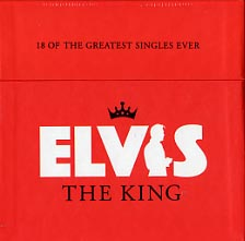 【送料無料】Elvis Presley / Elvis The King: 18 Of The Greatest Singles Ever (Limited Edition)【CD Single】【★】(エルヴィス・プレスリー)