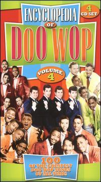 【輸入盤CD】VA / Encyclopedia of Doo Wop 4