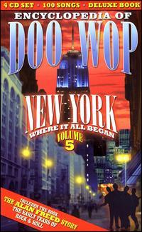 【輸入盤CD】【送料無料】VA / Encyclopedia of Doo Wop 5