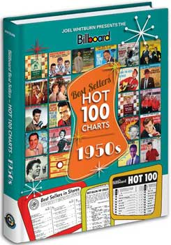 【ヒットチャート関連書籍】【送料無料】Billboard Best Sellers & Hot 100 Charts: 1950s (Hardcover)