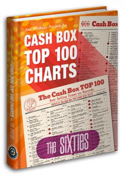 【送料無料】Cash Box TOP100 Charts: 60s (Hardcover)