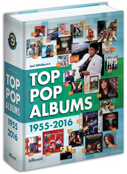 【送料無料】TOP POP ALBUMS 1955-2016 (HARDCOVER)