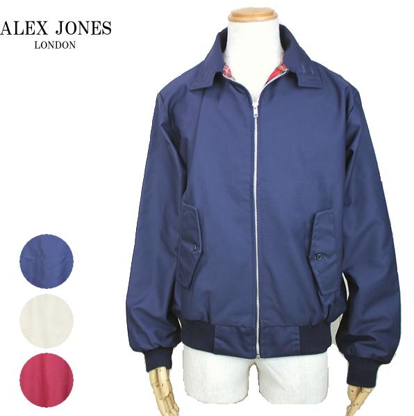 ALEX JONES アレックスジョーンズ SWING TOP スウィングトップ/G9 AJ182TC25011 3color