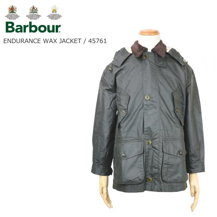 BARBOUR ENDURANCE WAX ワックスドジャケット バブアー 送料無料 45761 MWX1524