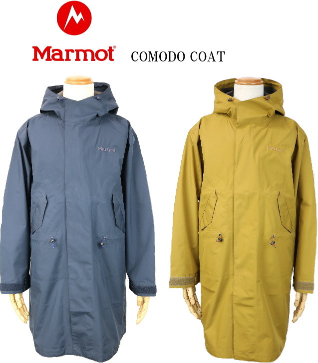 Marmot マーモット 【GORE-TEX】COMODO COAT コモドコート(20SS) TOUPJK05 2color 送料無料 セール品 お買い得