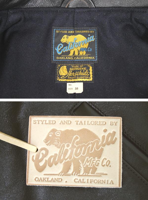 ★ RAINBOW COUNTRY (Rainbow country) Horsehide Single Riders Jacket horsehide single Ray Sanders RCL-10013H/BLACK