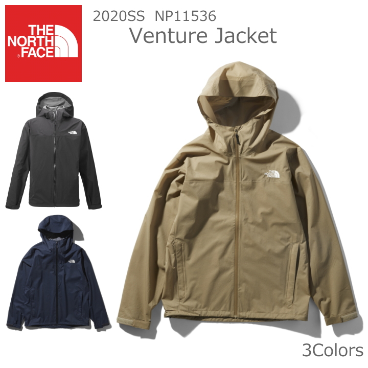 THE NORTH FACE Venture Jacket ノースフェイス ベンチャージャケット 2020SS ニューモデル 正規品 送料無料 NP11536 3color セール品 お買い得