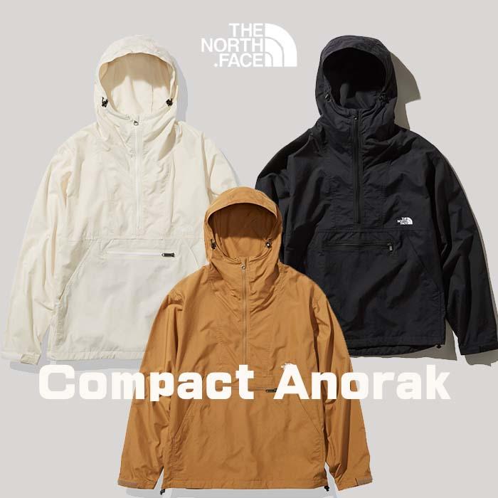 (メンズ)Compact AnorakNP21735アウトドア シェルコート 薄手 アウターレイン レインウェア THE NORTH FACE ノースフェイス ! 2018春夏NEW! コンパクトアノラック