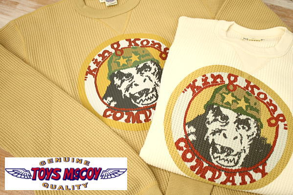 TOYS McCOY PRODUCT トイズマッコイプロダクト TAXI DRIVERTM BIG WAFFLE THERMAL