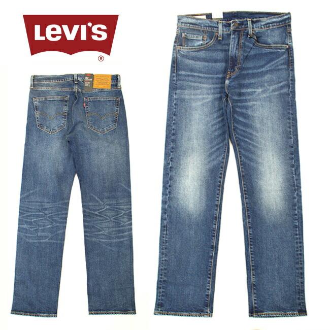 Levis リーバイス505 Capital E レギュラーフィット REDTAB 00505-1555 メンズ