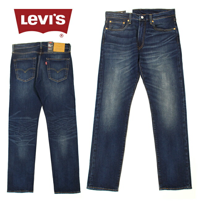 Levis リーバイス502 REDTAB Capital E テーパード 29507-0065 メンズ