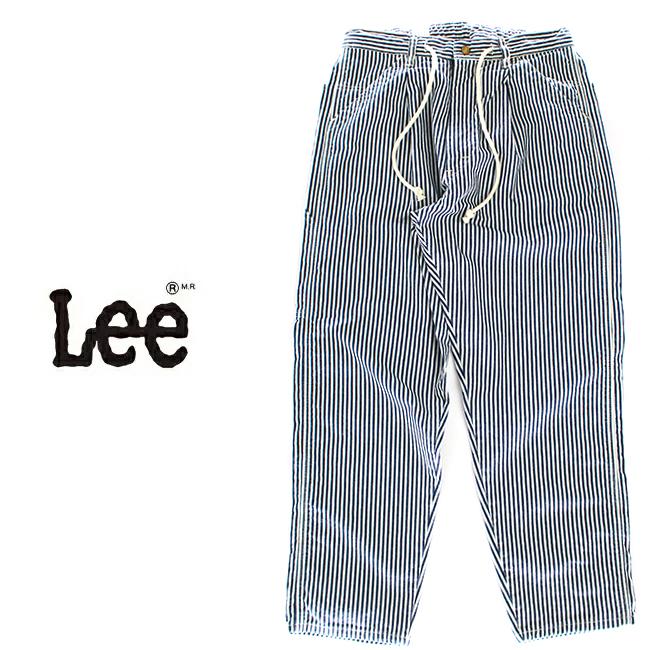Lee リーDUNGAREES イージーペインターパンツ リー ヒッコリー LM5936-4 メンズ