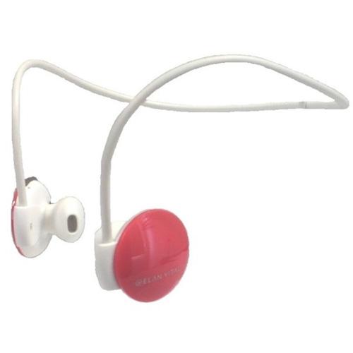 BLUENEXT ELANVITAL ワイヤレスステレオヘッドセット SH05 Pink SH05PK
