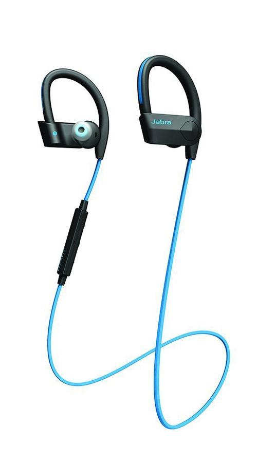 Jabra SPORT PACE WIRELESS ブルー (Bluetooth イヤホン マイク ヘッドセット/耐衝撃/防塵防滴/音声ガイダンス/A2DP対応 )