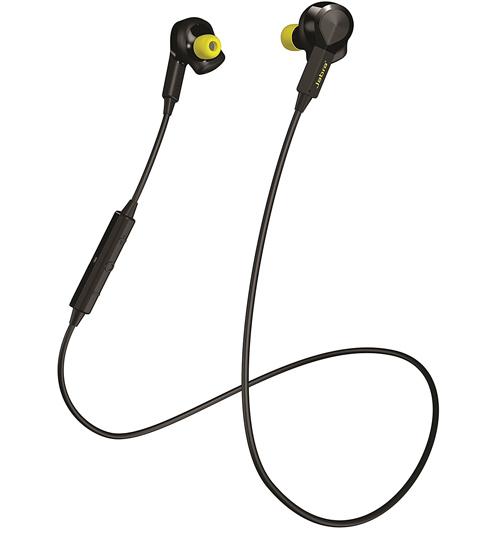 Jabra Sport PULSE Wireless ブラック ワイヤレス Bluetooth イヤホン (スポーツイヤホン 心拍数モニター搭載 防塵防滴)