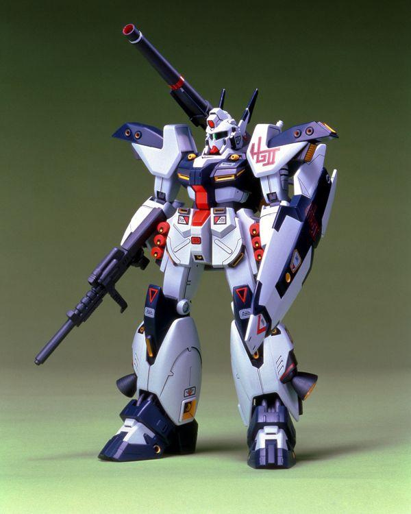 Gundam Silhouette Formula F91 1/100 Hardygun Plastic Model(Released)(ガンダム シルエットフォーミュラF91 1/100 ハーディガン プラモデル)