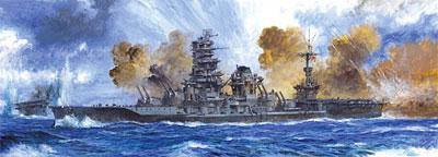 1/350 艦船モデルシリーズ 旧日本海軍航空戦艦 伊勢 プラモデル(再販)[フジミ模型]《取り寄せ※暫定》