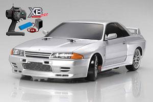 ラジコン 1/10 XBシリーズ No.93 XB スカイライン GT-R (R32)(TT-01D)[タミヤ]《取り寄せ※暫定》
