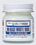 Mr.ベースホワイト 1000(ビンタイプ)[GSIクレオス]《発売済・在庫品》