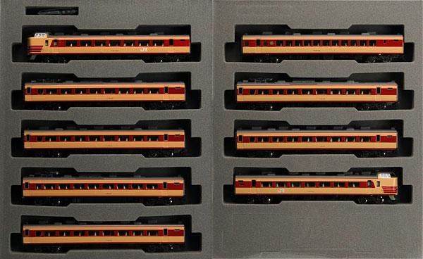 10-488 183系中央ライナー (9両)[KATO]《取り寄せ※暫定》