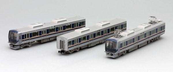 92358 JR 321系 通勤電車 (2次車) 基本セット (3両)(再販)[TOMIX]【送料無料】《発売済・在庫品》