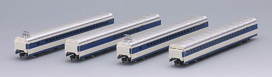 92357 JR O-2000系 東海道・山陽新幹線 増結セットB (4両)(再販)[TOMIX]《取り寄せ※暫定》
