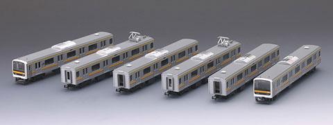 92794 JR 209系 通勤電車(南武線) セット (6両)(再販)[TOMIX]《取り寄せ※暫定》