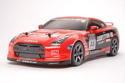 1/10 電動RCカー MOTUL NISMO GT-R 十勝24時間レース仕様(TA05ver.IIシャーシ)[タミヤ]《取り寄せ※暫定》