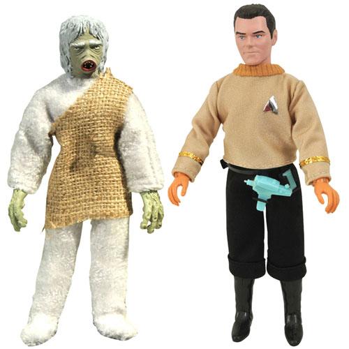 Star Trek The Original Series - Mego Action Figure: Series 8 2 Figure Set