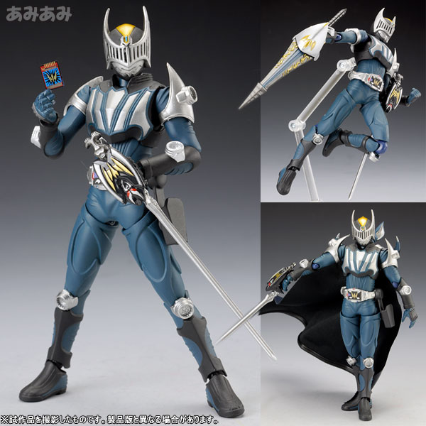 figma - Kamen Rider Wing Knight (from Kamen Rider: Dragon Knight)(Released)(figma 仮面ライダーウイングナイト 『仮面ライダードラゴンナイト』より)