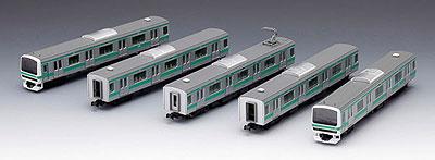 2019高い素材  9233992339 E231系通勤電車(常磐線)基本5両セット(再販)[TOMIX]《取り寄せ※暫定》, 大阪狭山市:db235797 --- canoncity.azurewebsites.net