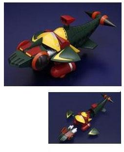Gowappa 5 Godam ES Gokin 06D Godam Dragon (Released)(ゴワッパー5 ゴーダム ES合金06D ゴーダムドラゴン)