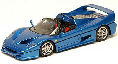 【新発売】 ハンドメイドモデルカー 1995 1/43 フェラーリ 1/43 F50 バルケッタ 1995 フェラーリ ライトメタリックブルー[メイクアップ]《在庫切れ》, マツドシ:1685bb86 --- zhungdratshang.org