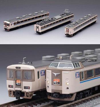 92399 183系特急電車(まいづる)セット(再販)[TOMIX]《取り寄せ※暫定》