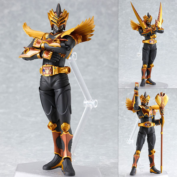 figma - Kamen Rider Wrath (from Kamen Rider: Dragon Knight)(Released)(figma 仮面ライダーラス 『仮面ライダードラゴンナイト』より)