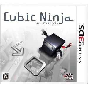 3DS Cubic Ninja (Back-order)