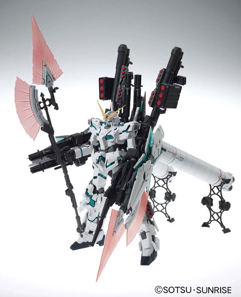 MG 1/100 RX-0 フルアーマーユニコーンガンダム Var.Ka プラモデル(再販)[バンダイ]《発売済・在庫品》