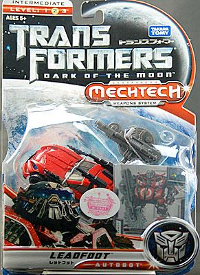 Transformers Movie DA34 Leadfoot(Released)(トランスフォーマー ムービー DA34 レッドフット)