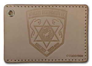 Character Pass Case - Silent Mobius: AMP Emblem(Back-order)(キャラクターパスケース サイレントメビウス AMPエンブレム)