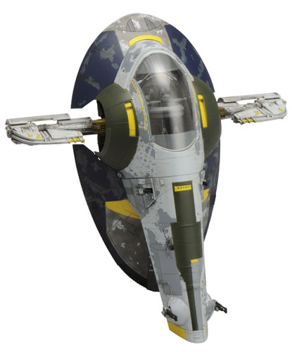 Star Wars Plastic Model SW13 1/144 Slave I (Jango Fett Ver.)(Back-order)