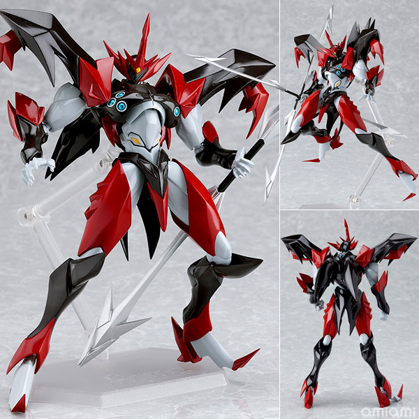 "figma - Tekkaman Evil from ""Tekkaman Blade""(Back-order)(figma テッカマンエビル 『宇宙の騎士テッカマンブレード』より)"