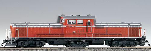 1-701 (HO)DD51 耐寒形(再販)[KATO]【送料無料】《発売済・在庫品》